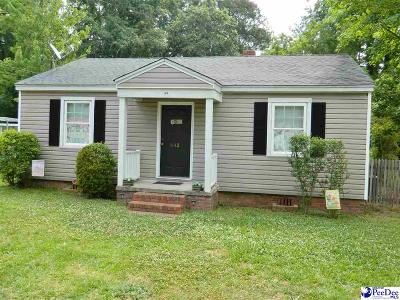 Florence Single Family Home Uc/Show For Back Up: 842 Lynwood Dr.