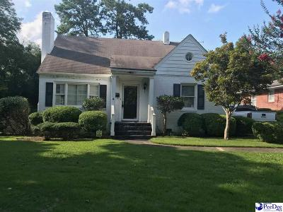 Single Family Home Uc/Show For Back Up: 1215 Jackson Avenue