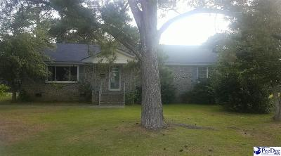 Mullins Single Family Home Uc/Show For Back Up: 907 Highland Drive