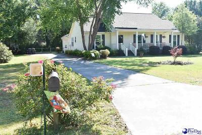 Florence Single Family Home Uc/Show For Back Up: 2617 Cottonwood Drive