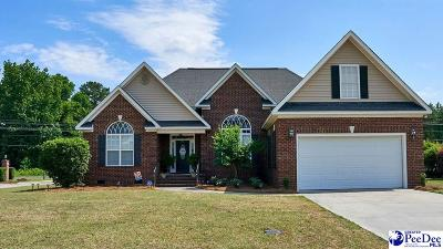 Florence Single Family Home For Sale: 3915 Tee Court