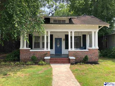 Florence Single Family Home For Sale: 618 King Avenue