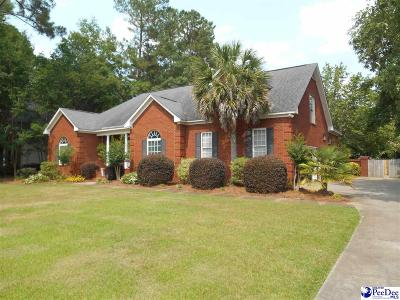 Florence Single Family Home Uc/Show For Back Up: 1320 Constantine
