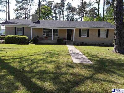 Marion SC Single Family Home For Sale: $119,900