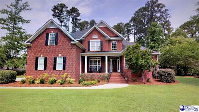 Florence Single Family Home Uc/Show For Back Up: 607 Honor Cove