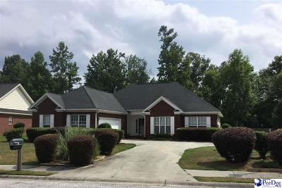 Florence Single Family Home Uc/Show For Back Up: 1224 Waxwing Dr.