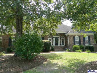 Florence Single Family Home For Sale: 3304 Tennyson Drive