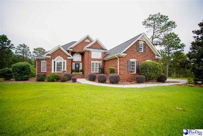 Hartsville Single Family Home Uc/Show For Back Up: 335 Mourning Dove Ln