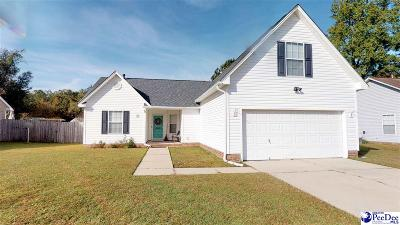 Florence Single Family Home For Sale: 2517 Glenns Park Rd