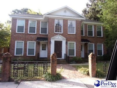 Hartsville Multi Family Home Uc/Show For Back Up: 131 W Home Ave