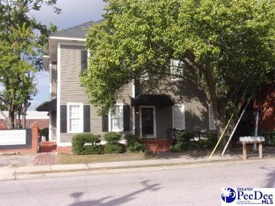 Hartsville Multi Family Home Uc/Show For Back Up: 110 N 6th Street