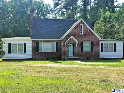 Single Family Home Uc/Show For Back Up: 2751 N Highway 301