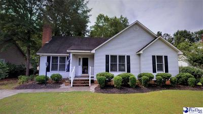 Florence Single Family Home Uc/Show For Back Up: 2522 Kingston Drive