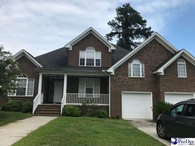 Florence Single Family Home For Sale: 602 Trillium Court