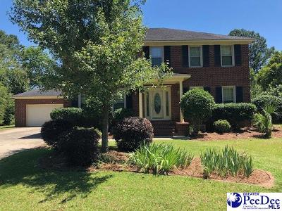 Florence Single Family Home For Sale: 888 Ivanhoe Dr