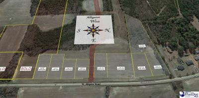 Timmonsville Residential Lots & Land For Sale: 3846 Alligator Rd