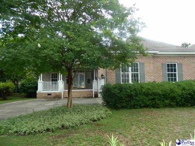 Florence Single Family Home For Sale: 2406 Vardon Way