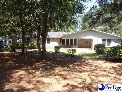 Hartsville Single Family Home For Sale: 1905 Elmwood Dr