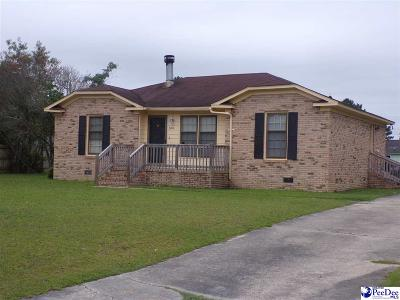 Florence Single Family Home For Sale: 3707 Cade Ct.