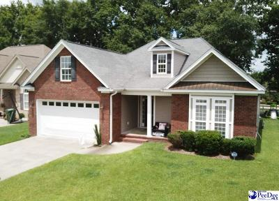 Florence Single Family Home For Sale: 2216 New Forrest Drive