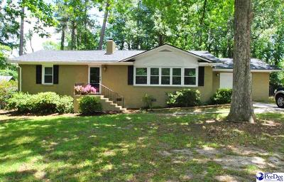 Florence Single Family Home For Sale: 1310 S Edisto Dr