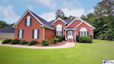 Florence Single Family Home Uc/Show For Back Up: 3430 Shadow Creek Dr.