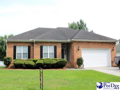 Florence Single Family Home For Sale: 2129 Twin Bridge Dr.