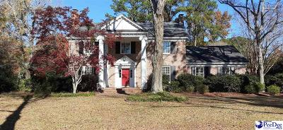 Florence Single Family Home Active-Price Change: 2513 W New Castle Road