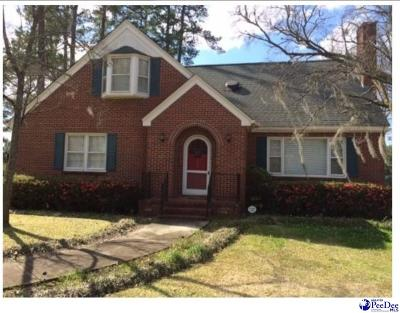 Lake City Single Family Home Uc/Show For Back Up: 224 Brantley