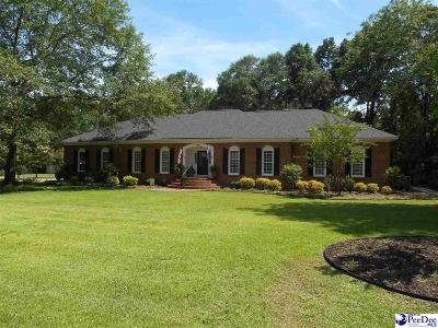 Florence Single Family Home Uc/Show For Back Up: 3916 Byrnes