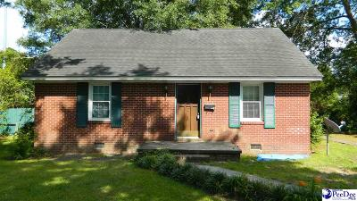 Lake City Single Family Home For Sale: 221 N Blanding Street