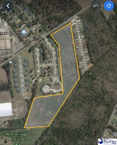 Lake City Residential Lots & Land For Sale: Wallace Rd