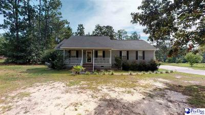 Hartsville Single Family Home For Sale: 1751 Ruby Rd