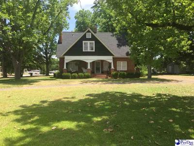 Mullins Single Family Home For Sale: 930 N Main St