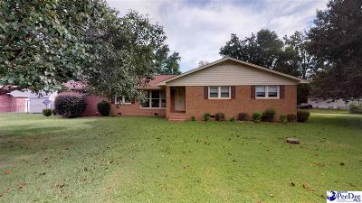 Hartsville Single Family Home For Sale: 706 New Hampton Drive