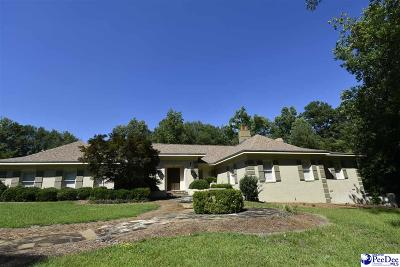 Florence Single Family Home For Sale: 628 Camellia Circle