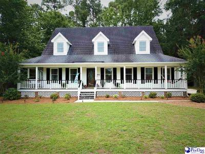 Florence Single Family Home For Sale: 1348 Cottingham Road