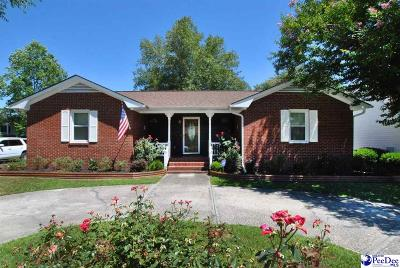 Florence Single Family Home New: 620 Red Tip Circle