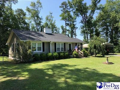 Darlington Single Family Home Uc/Show For Back Up: 1741 Lamar Hwy