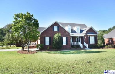 Florence Single Family Home New: 3321 Lymington Ct