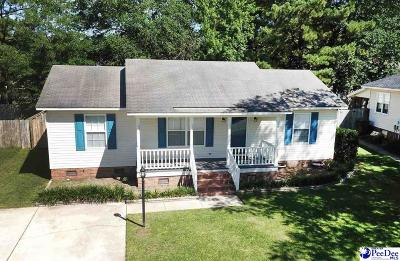 Florence Single Family Home For Sale: 625 Red Tip Circle