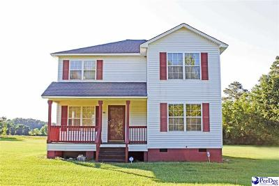Timmonsville Single Family Home Uc/Show For Back Up: 981 Planters Pl