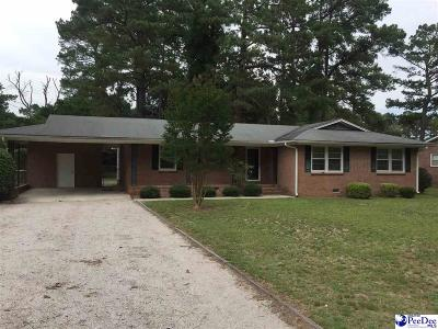 Darlington Single Family Home Uc/Show For Back Up: 117 N Springville Road