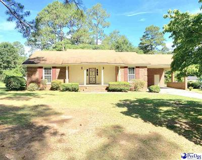 Florence SC Single Family Home New: $149,500
