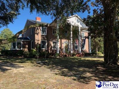 Wallace Single Family Home For Sale: 5147 Billy Wallace Road