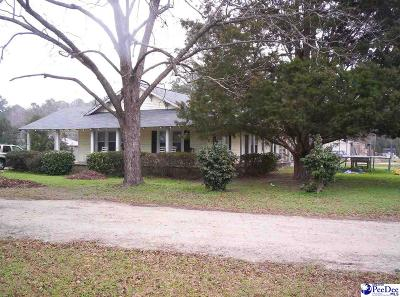 Florence Single Family Home For Sale: 3834 S Irby Street