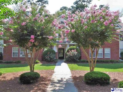 Florence Condo/Townhouse For Sale: 2109-H Sanderling Drive