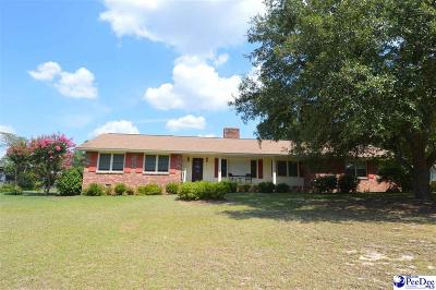 Hartsville Single Family Home Uc/Show For Back Up: 513 Lakewood Drive