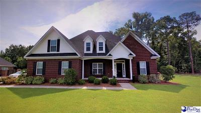 Florence Single Family Home Uc/Show For Back Up: 3140 Brookstone Drive