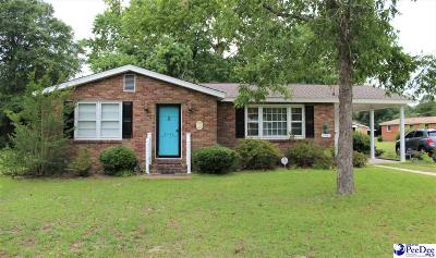 Hartsville Single Family Home For Sale: 1541 Ingram Circle